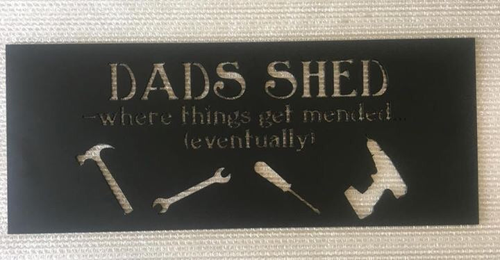 Dads Shed - Plazmart NZ