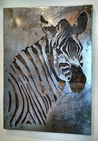 Zebra Cutout - Plazmart NZ