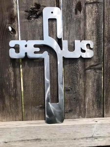 Jesus Cross - Plazmart NZ