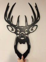 Whitetail Stag Head - Plazmart NZ