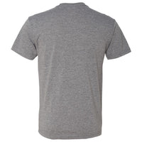 Next Level Shirt Distressed - Premium Heather