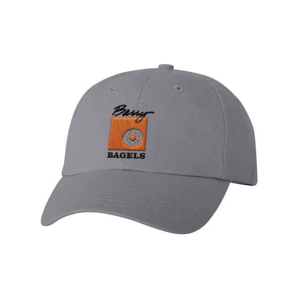 Valucap Hat - Solid Grey