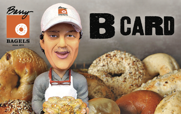 Barry Bagels Gift Card