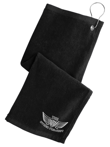 The Hyzer Project Disc Golf Towels