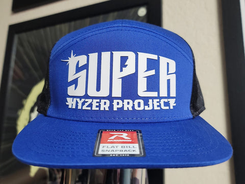 "Dave ""Super"" Bertado signature Hyzer Project hat"