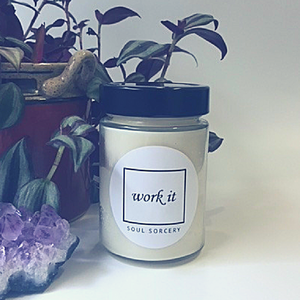 Work It Ritual Candle