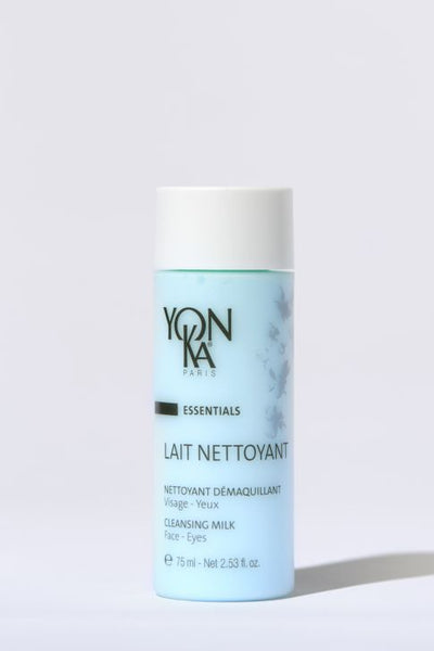 Yonka Lait Nettoyant Cleansing Makeup Remover Milk