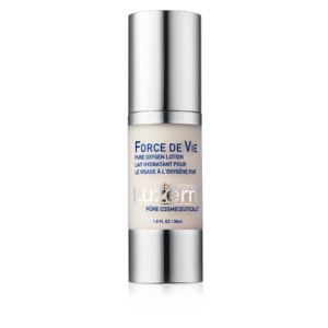 Luzern Force De Vie Pure Oxygen Lotion 1oz