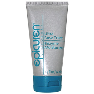 EPICUREN Ultra Rose Treat Enzyme Moisturizer 2.5oz