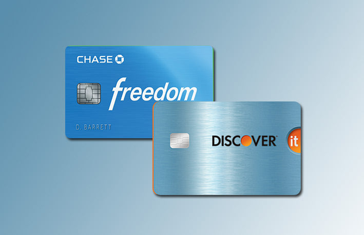 The Discover It vs Chase Freedom