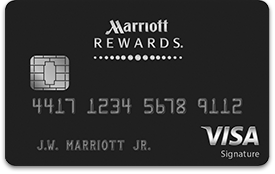 Marriott Rewards Application