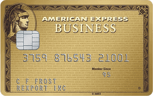 American Express Business Gold Refer a friend
