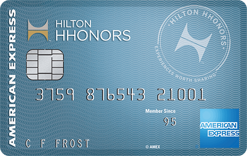 Hilton Honors Application