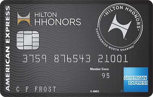 Hilton Honors Surpass Application