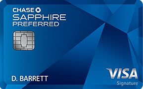 Chase Sapphire Preferred Application