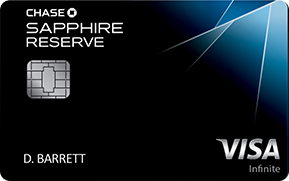 Chase Sapphire Reserve Refer a friend