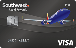 Southwest Rapid Rewards Plus Application