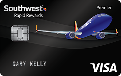 Southwest Rapid Rewards Premier Application