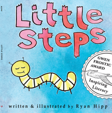 Little Steps | a book about overcoming life's hardships | by Ryan Hipp