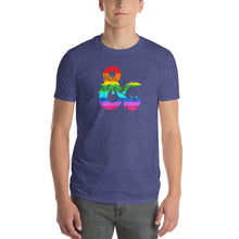 D&D Pride Short-Sleeve T-Shirt by HIPPHOP