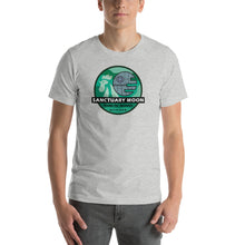SANCTUARY MOON branded logo T-shirt | Support our animal residents