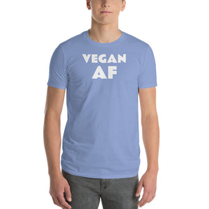 VEGAN AF t-shirt | Vegan 4 Life by HIPPHOP