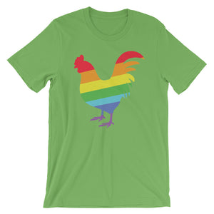 """ROOSTER PRIDE"" chicken t-shirt 