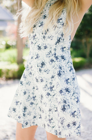 Ella Dress - (White)