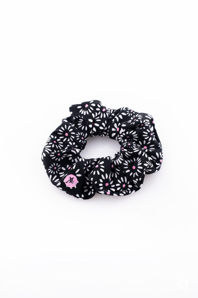 Blooming Inspiration Scrunchie