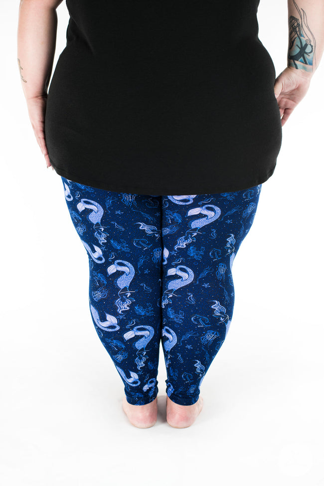 Mermaid Tales Plus2 leggings - SweetLegs