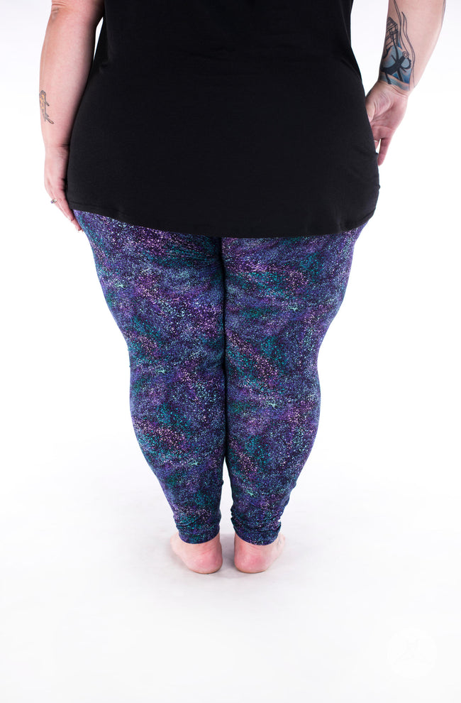 Cosmic Dust Plus2 leggings - SweetLegs