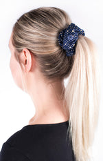 Let It Glow Scrunchie