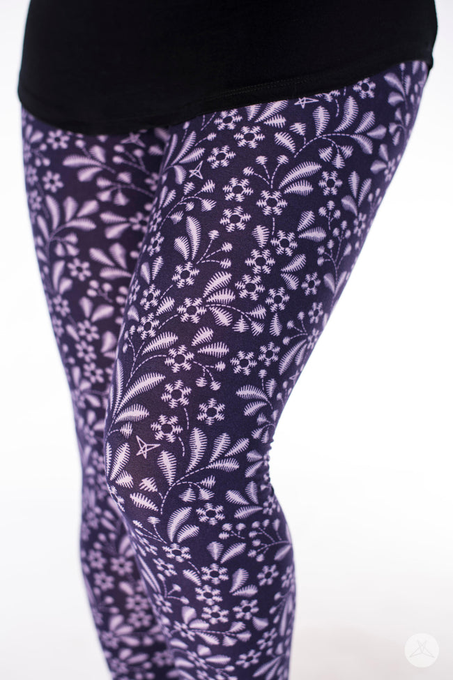 Nightshade Petite leggings - SweetLegs