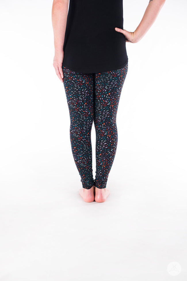 Sparks Fly Petite leggings - SweetLegs