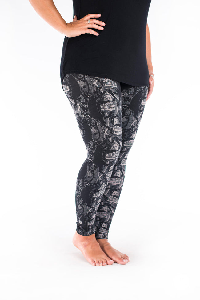 Luna leggings - SweetLegs