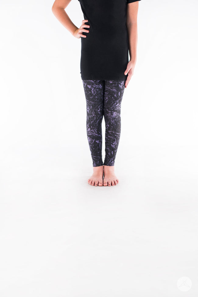 Gemstone Kids leggings - SweetLegs
