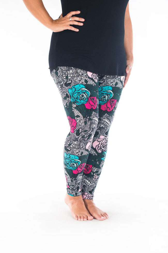 Wisteria leggings - SweetLegs