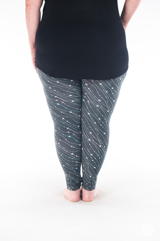 Starlight Plus leggings - SweetLegs