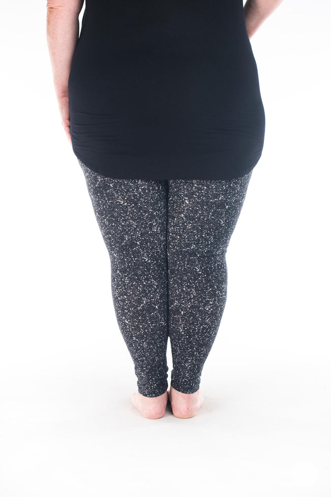 Shiver Plus leggings - SweetLegs