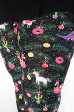 Sleigh All Day Plus leggings - SweetLegs