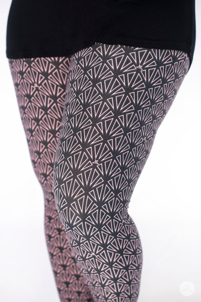 First Blush leggings - SweetLegs