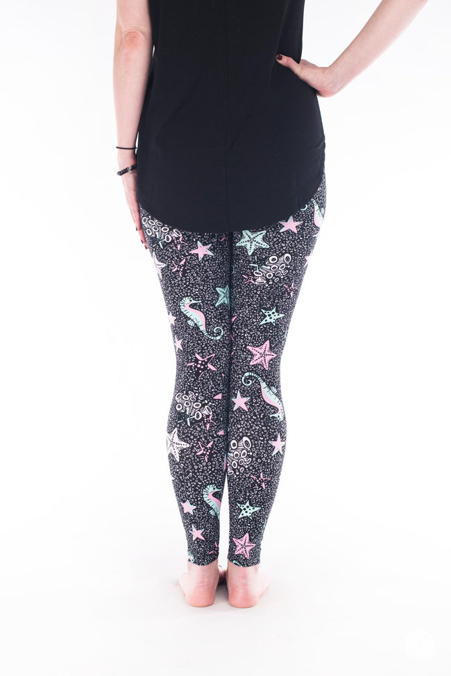 Under The Sea Petite leggings - SweetLegs