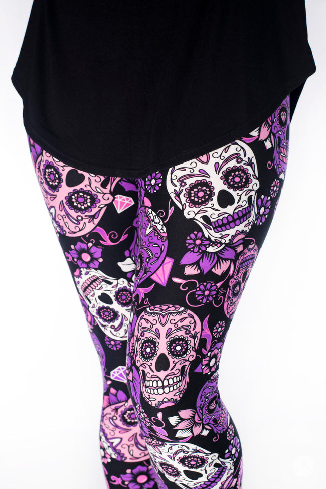 Pretty Reckless Petite leggings - SweetLegs