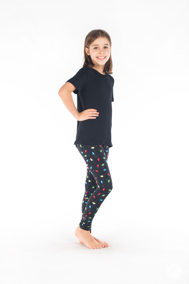 Tinseltown Kids leggings - SweetLegs