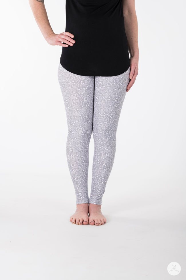 Snowberry Petite leggings - SweetLegs