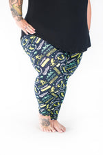 Lift Pass Plus2 leggings - SweetLegs