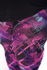 Bodacious Plus2 leggings - SweetLegs