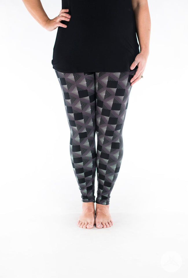 Empire leggings - SweetLegs