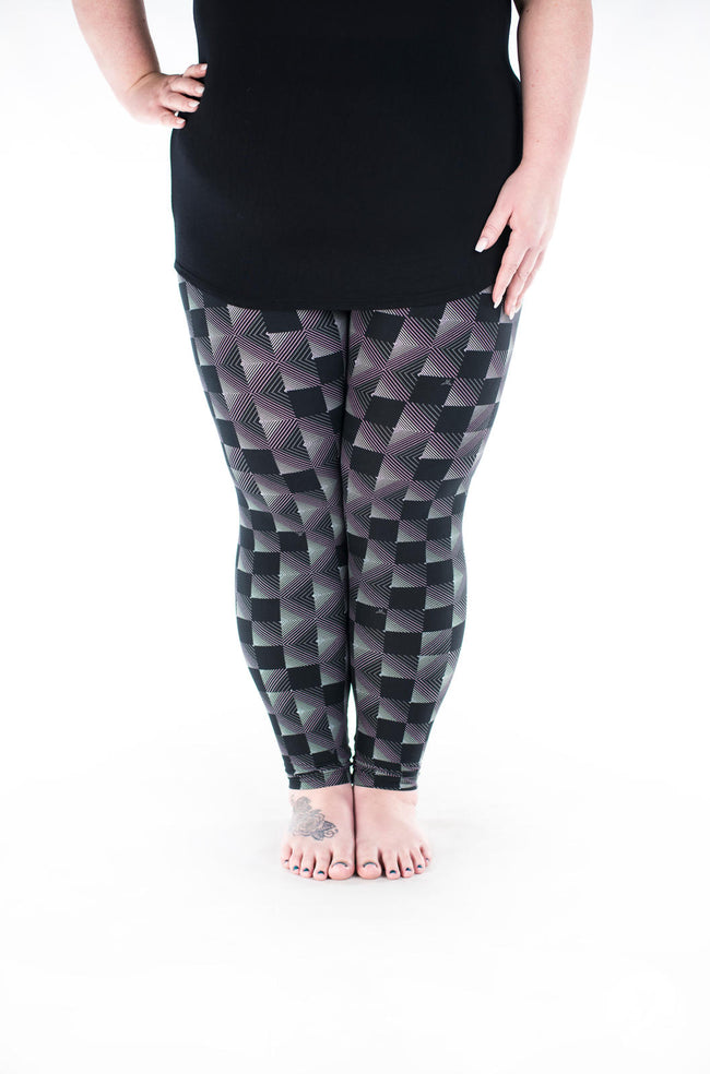 Empire Plus leggings - SweetLegs