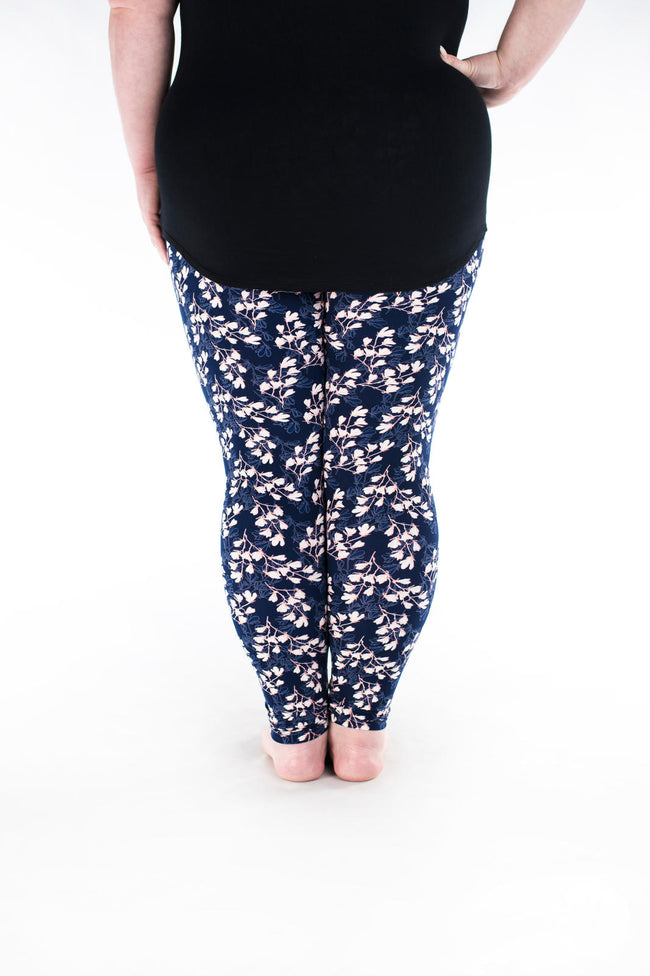 Magnolia Plus leggings - SweetLegs